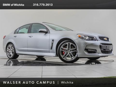 Pre-Owned 2017 Chevrolet SS Navigation, Preferred Equipment Group