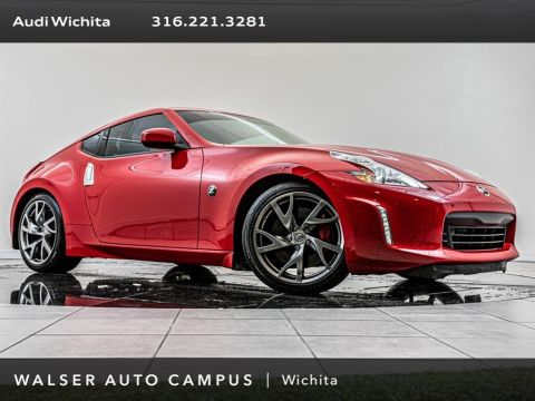 Pre-Owned 2017 Nissan 370Z Sport Tech