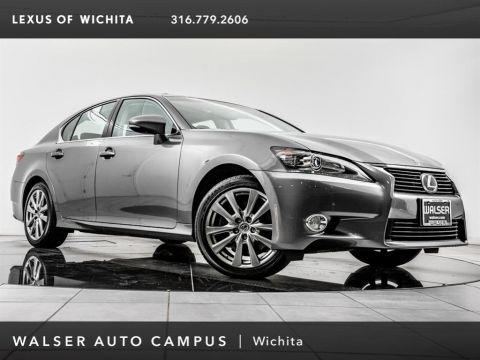 Pre-Owned 2015 Lexus GS 350 AWD, Navigation