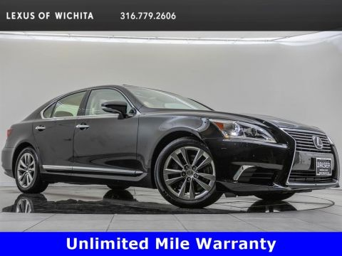 Pre-Owned 2016 Lexus LS 460 Comfort Package, Navigation