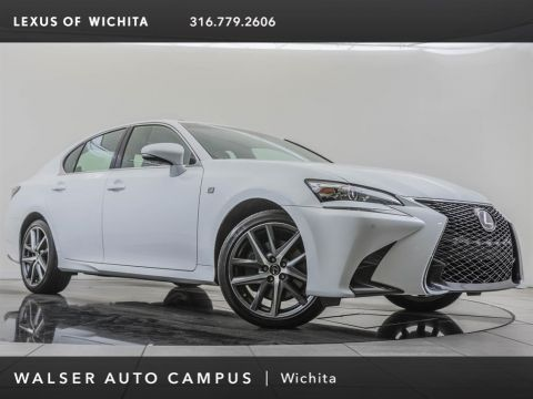 Pre-Owned 2017 Lexus GS 350 F-Sport, Navigation