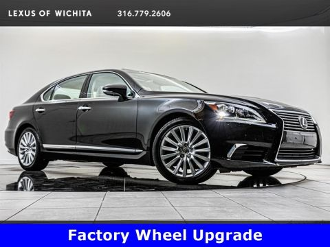 Pre-Owned 2015 Lexus LS 460 L , Factory Wheel Upgrade