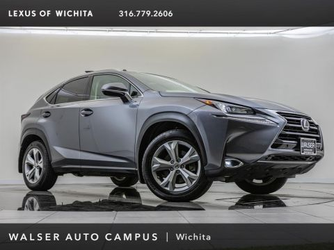 Pre-Owned 2017 Lexus NX 200t Navigation, Premium Package