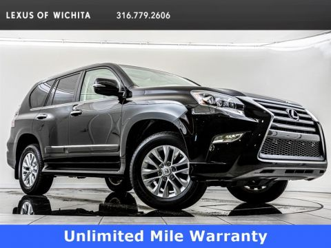 Pre-Owned 2017 Lexus GX Premium Package, Navigation