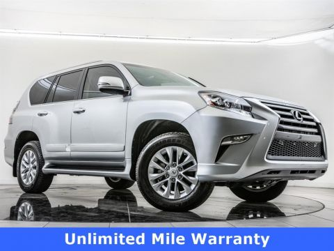 Pre-Owned 2018 Lexus GX Navigation, Unlimited Mile Warranty