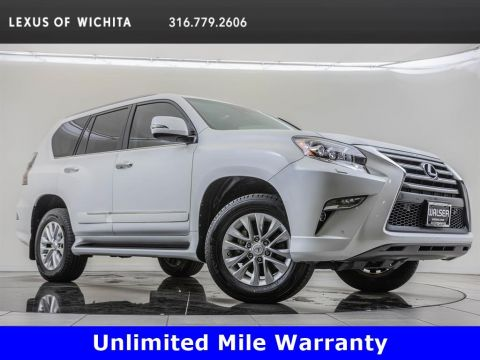 Pre-Owned 2017 Lexus GX 460 Navigation, Premium Package