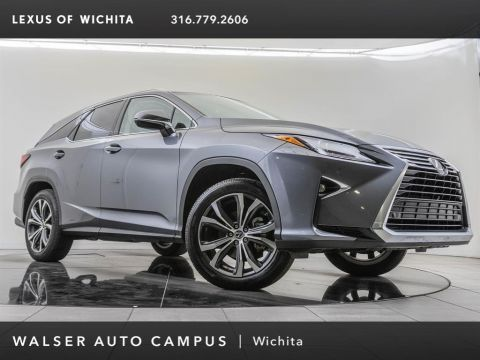 Pre-Owned 2018 Lexus RX 350L Navigation, Premium Package, Factory Wheel Upgrade