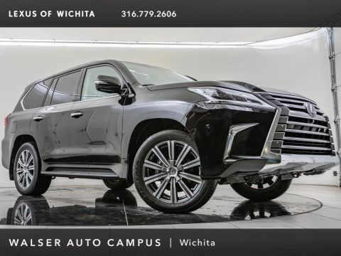 Pre-Owned 2016 Lexus LX 570 Navigation, Luxury Package
