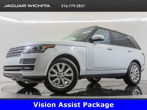 Pre-Owned 2015 Land Rover Range Rover HSE, Vision Assist Package