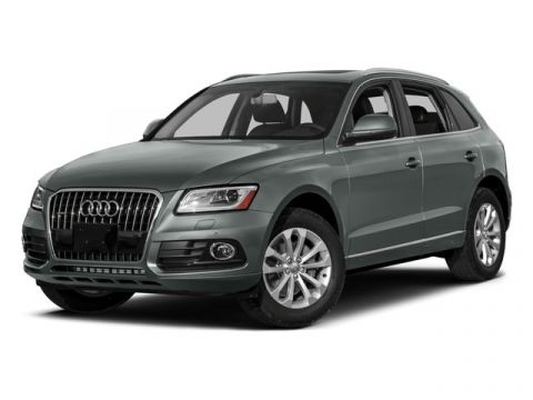 Pre-Owned 2017 Audi Q5 NAV AND CONV PKG