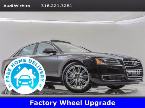 Pre-Owned 2015 Audi A8 L Premium & Driver Assistance Packages
