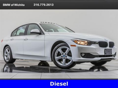 Pre-Owned 2015 BMW 3 Series 328d xDrive, Premium Pkg