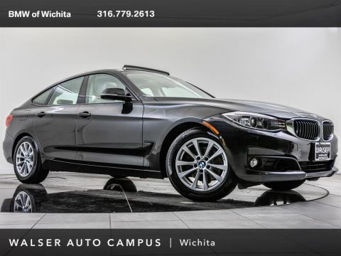 Pre-Owned 2015 BMW 3 Series Gran Turismo 328i xDrive, M Suspension