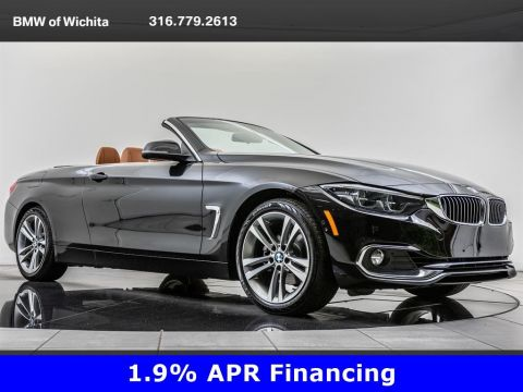 Pre-Owned 2019 BMW 4 Series 430i, Executive Pkg