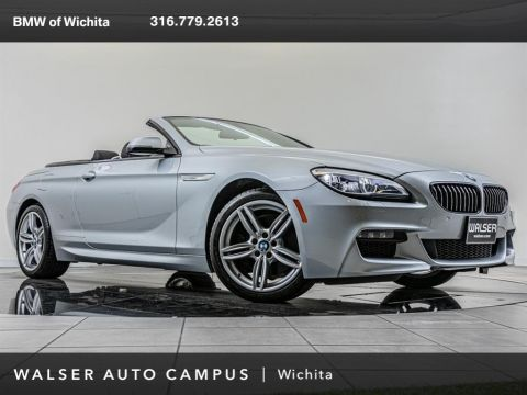 Pre-Owned 2017 BMW 6 Series 640i xDrive, M Sport Edition Pkg