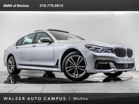 Pre-Owned 2018 BMW 7 Series 750i xDrive, M Sport