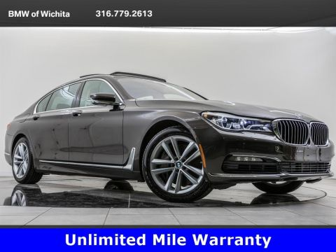 Pre-Owned 2016 BMW 7 Series 750i xDrive, Executive 2 Pkg