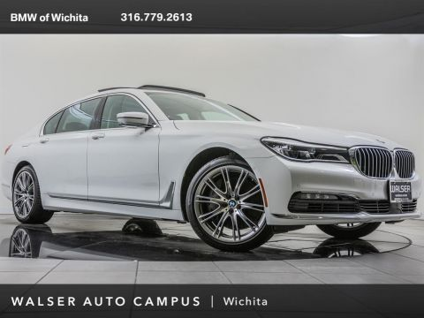 Pre-Owned 2018 BMW 7 Series Rear Executive Lounge Package, Autobahn Package