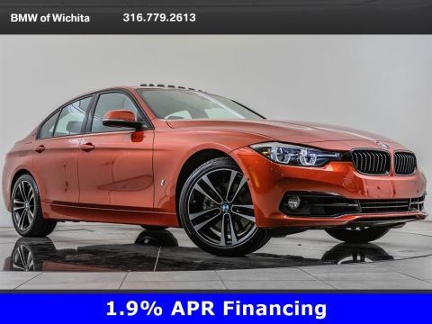 Pre-Owned 2018 BMW 3 Series 330i xDrive, Premium Package Station