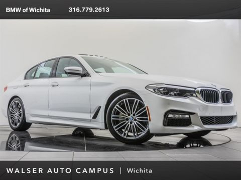 Pre-Owned 2017 BMW 5 Series 540i xDrive, M Sport, Premium Package