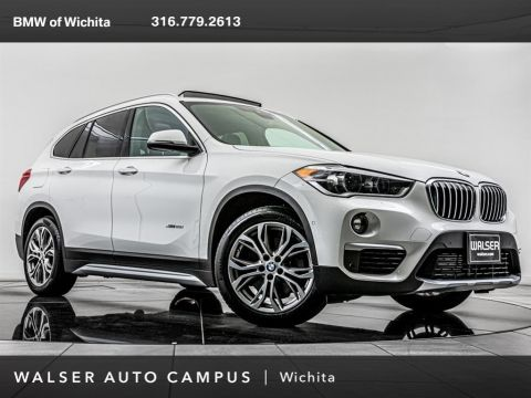 Pre-Owned 2016 BMW X1 xDrive28i, M Sport Suspension