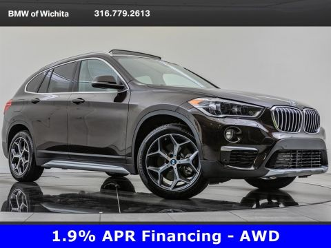 Pre-Owned 2019 BMW X1 xDrive28i, Convenience Package