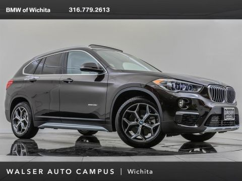 Pre-Owned 2017 BMW X1 TECH PREM LUX PKG
