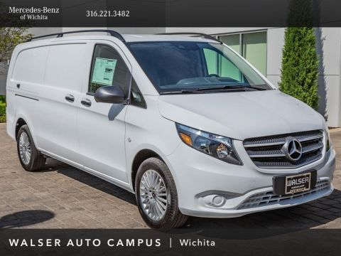 New 2019 Mercedes-Benz Metris MTRIS 135WB CV