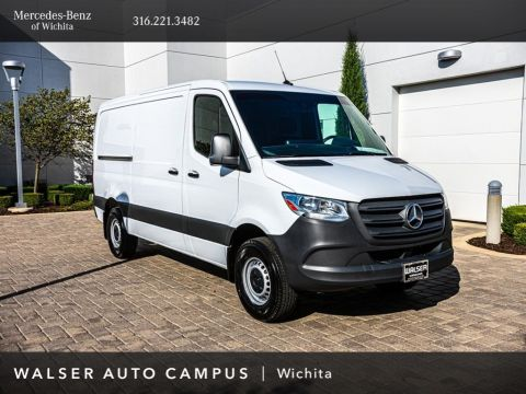 New 2019 Mercedes-Benz Sprinter SPRNT1500 144WB