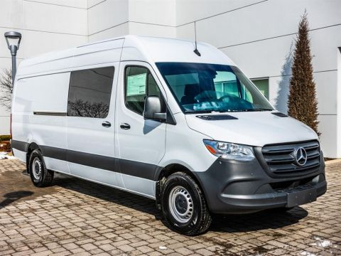New 2019 Mercedes-Benz Sprinter SPRNT2500HR 170WB