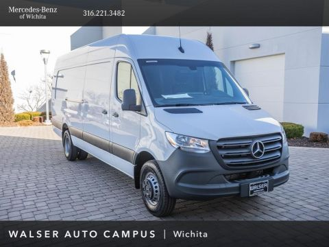 New 2019 Mercedes-Benz Sprinter SPRNT 3500 170WB
