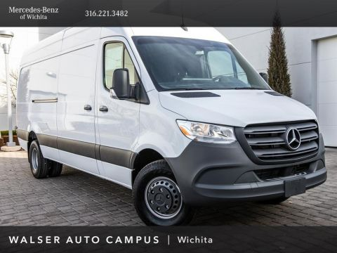 New 2019 Mercedes-Benz Sprinter SPNT 4500 170WB CV