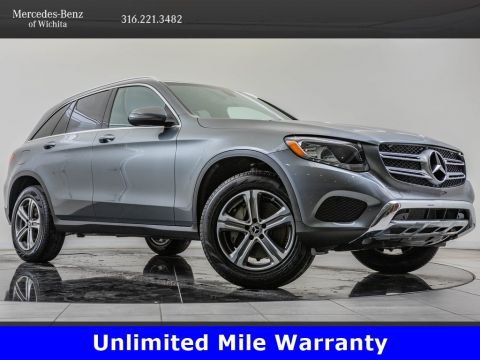 Certified Pre-Owned 2019 Mercedes-Benz GLC