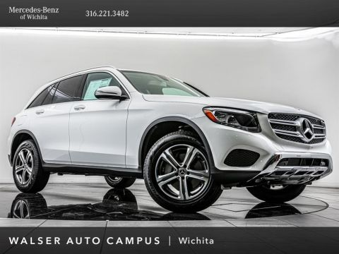Pre-Owned 2019 MERCEDES-BENZ LIGHT TRUCK GLC300 GLC 300