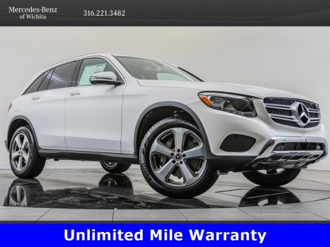 Certified Pre-Owned 2019 Mercedes-Benz GLC GLC 300 4MATIC®, Premium 1 Package