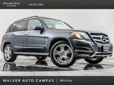 Pre-Owned 2015 Mercedes-Benz GLK GLK 350 4MATIC®, Multimedia & Premium 1 Package
