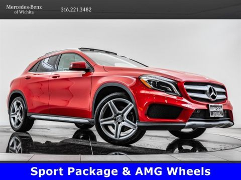 Pre-Owned 2015 Mercedes-Benz GLA GLA 250, 19-Inch AMG® Wheels