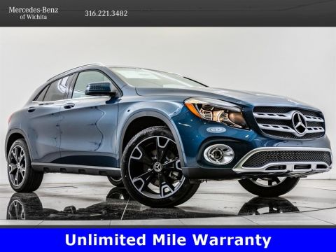 Pre-Owned 2019 MERCEDES-BENZ LIGHT TRUCK GLA250 4MATIC GLA 250 4MATIC, Factory Wheel Upgrade