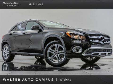 Pre-Owned 2019 MERCEDES-BENZ LIGHT TRUCK GLA250 4MATIC GLA 250