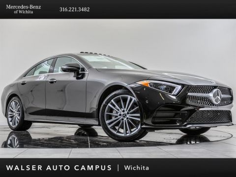 Pre-Owned 2019 Mercedes-Benz CLS CLS 450 4MATIC® CPE