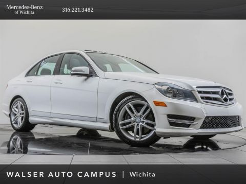 Pre-Owned 2013 Mercedes-Benz C-Class C 300 Sport 4MATIC®, Multimedia Package