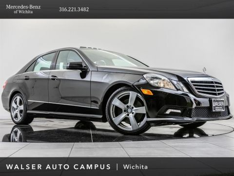 Pre-Owned 2011 Mercedes-Benz E-Class E 350 4MATIC®, Sport Package