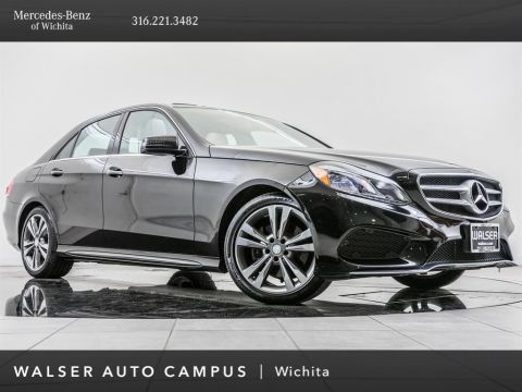 Pre-Owned 2016 Mercedes-Benz E-Class E 350 Sport 4MATIC®, COMAND, 18 Whls, RV Cam