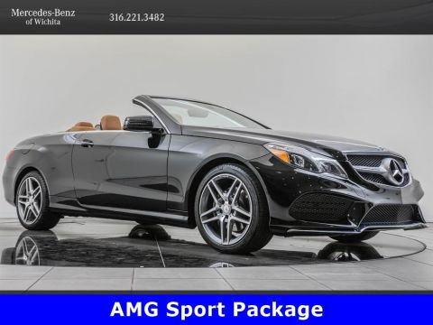 Pre-Owned 2017 MERCEDES-BENZ E-Class E 400, AMG® Sport Package