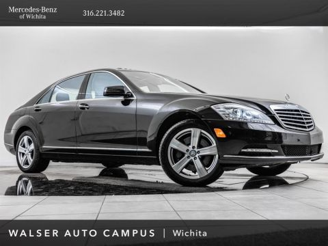 Pre-Owned 2013 Mercedes-Benz S-Class S 550 4MATIC®, Exceptional Maintenance History