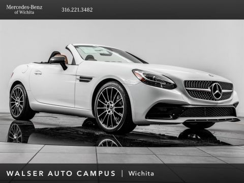 Pre-Owned 2019 Mercedes-Benz SLC SLC 300 ROADSTER