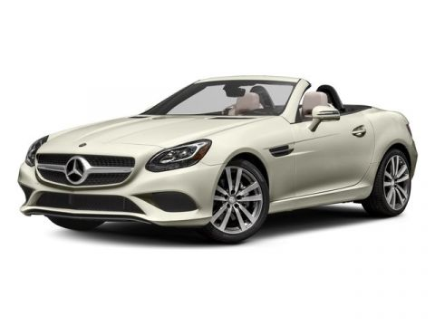 Certified Pre-Owned 2017 Mercedes-Benz SLC