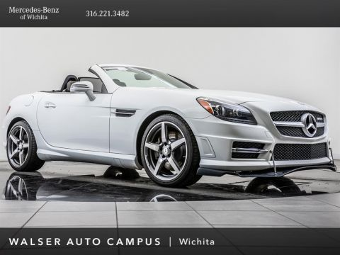 Pre-Owned 2015 Mercedes-Benz SLK SLK 250, 18-Inch AMG® Wheels, Sport Package