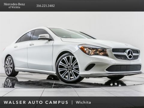 Certified Pre-Owned 2018 Mercedes-Benz CLA CLA 250, 18-Inch Wheels