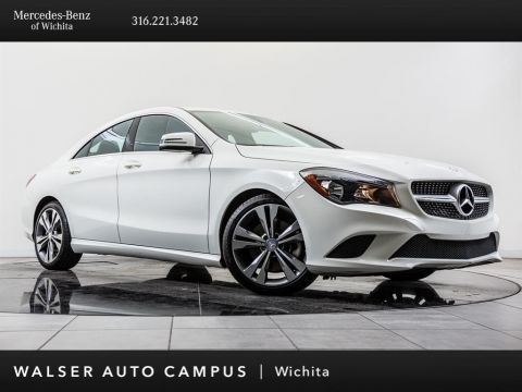 Certified Pre-Owned 2016 Mercedes-Benz CLA CLA 250, Mercedes-Benz Certified, Rear View Camera